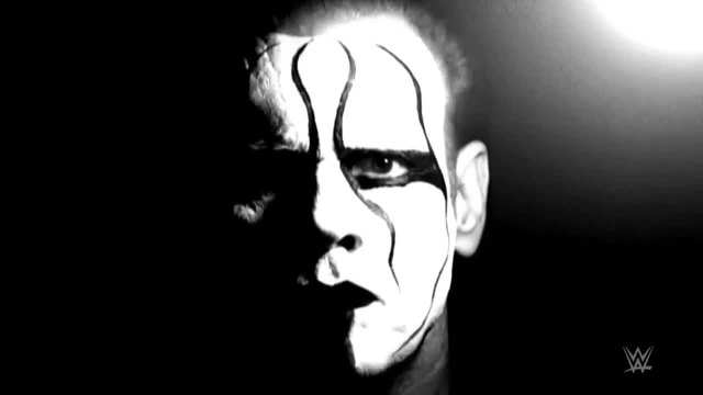 Wwe Sting music arena