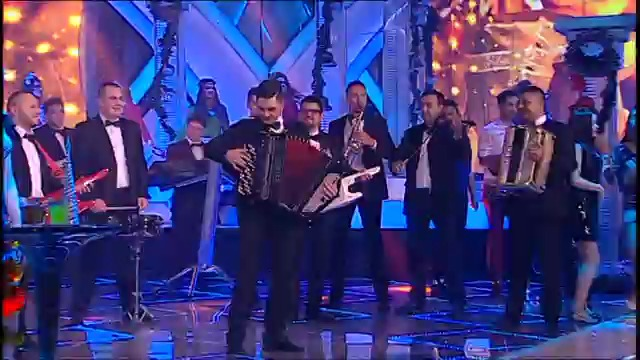Milos Pavlovic - Kika Tuka tuka  ( TV Grand 01.01. 2016 )