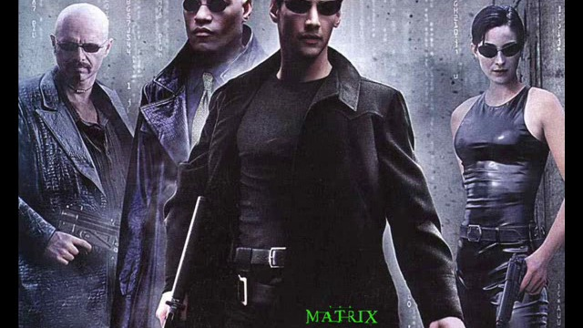 Matrix Revolutions - Navras