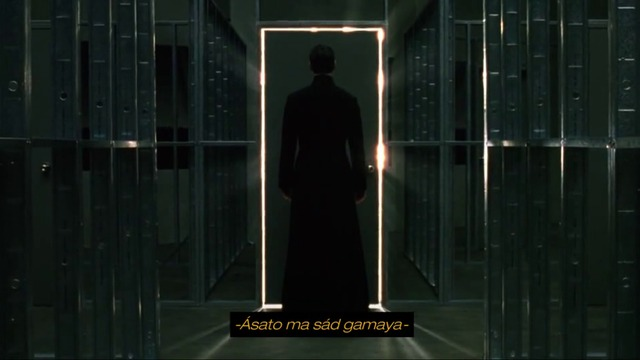 The Matrix - The One, Navras
