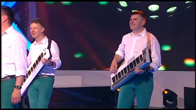 Medeni mesec - Zacarana kafana - GP - (TV Grand 13.05.2016.)