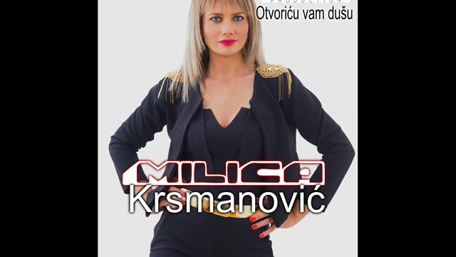 Milica Krsmanovic - Nevera - (audio) - 2016 Grand Production HD