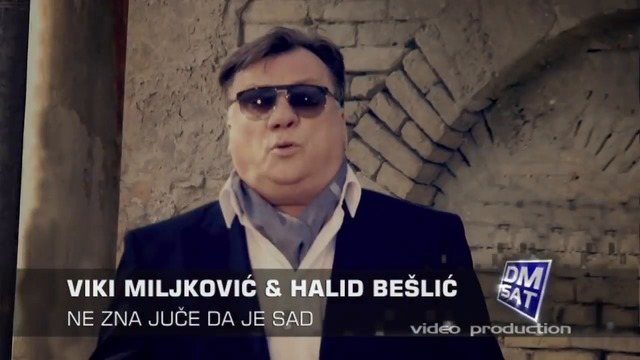 Viki ft. Halid Beslic - Ne zna juce da je sad (Official Video)