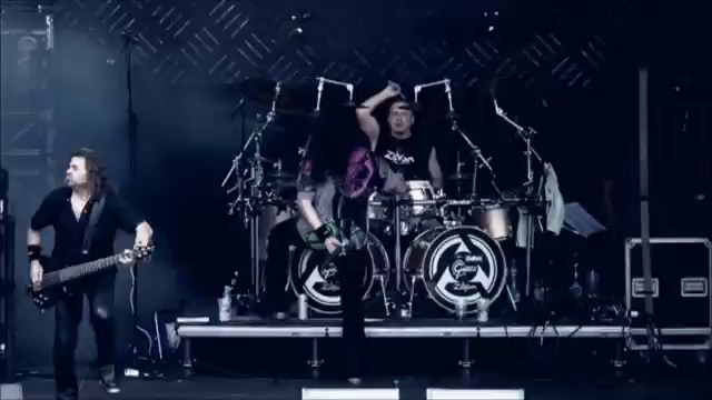 Arakain - Paganini (Masters of Rock 2012)