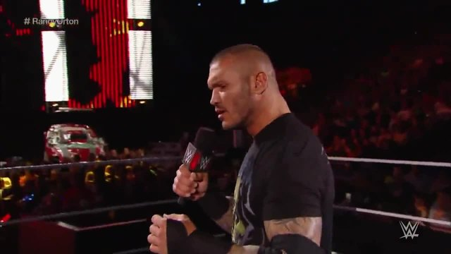 Wwe Randy Orton emerges with a special message for Sheamus Smackdown July 9 2015