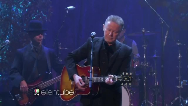 Don Henley Performs 'Take a Picture of This' _ New 2015